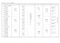 タイムテーブル_第2回MJオーディオフェスティバル